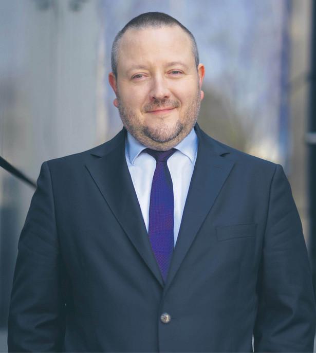 Ryszard Hordyński, dyrektor ds. inwestycji, strategii i komunikacji Huawei Polska fot. Materiały prasowe