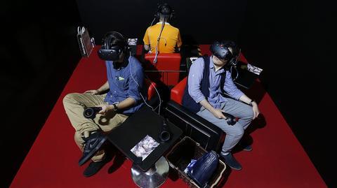 Vive Tracker w pierwszej kolejności trafi do twórców gier w wirtualnej rzeczywistości