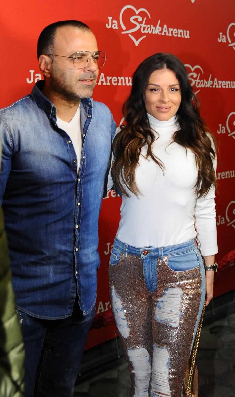 Danijel Nedeljković i Ana Sević