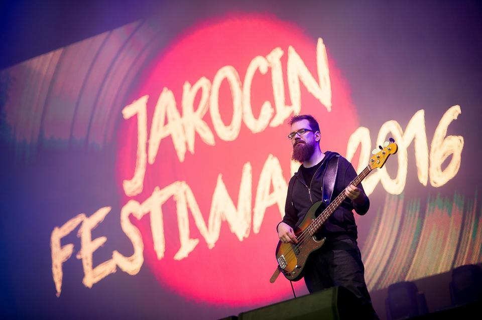 Deep Blue Shorts na Jarocin Festiwal 2016