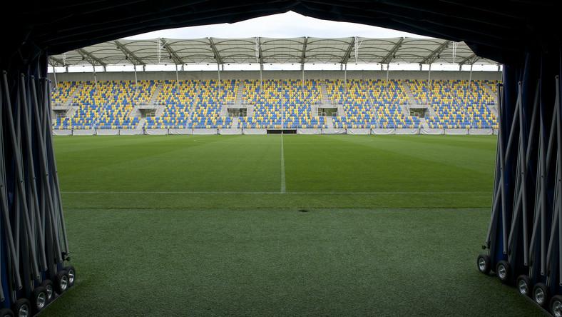 Stadion w Gdyni