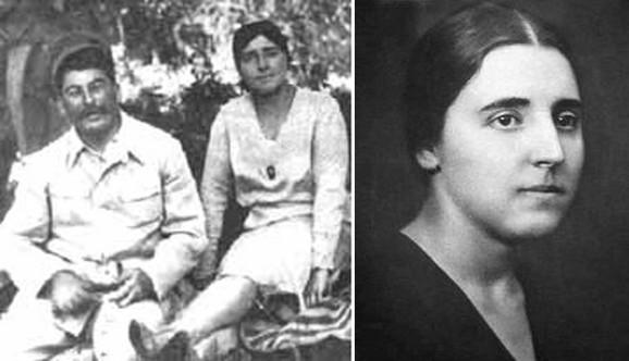 Alilujeva je izvršila samoubistvo