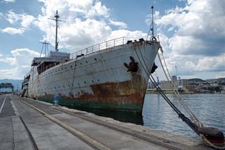"""Jacht """"Galeb' - symbol Jugosławii czasów Tito - stanie się muzeum"""
