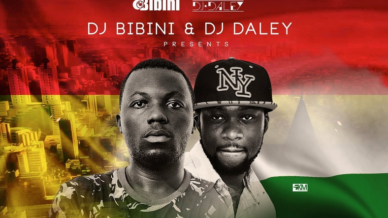 New Mixtape DJ Bibini, DJ Daley -