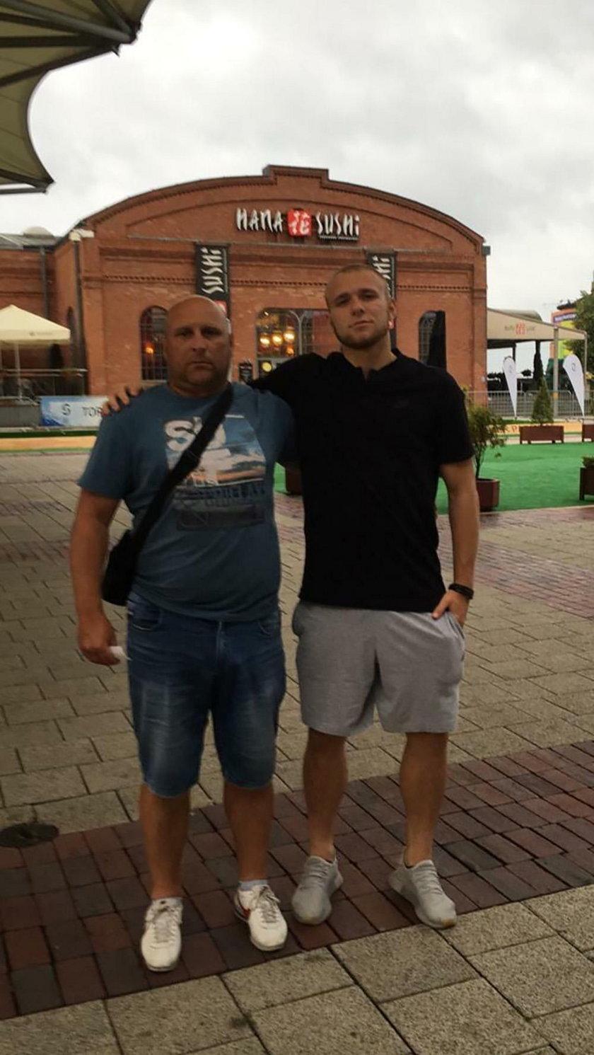 Tymoteusz Puchacz (21 l.), dziś kluczowy piłkarz Lecha Poznań, miał od kogo czerpać piłkarskie wzorce.
