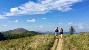 Bieszczady i Beskid Niski: Bardzo dobre warunki dla turystyki pieszej i rowerowej