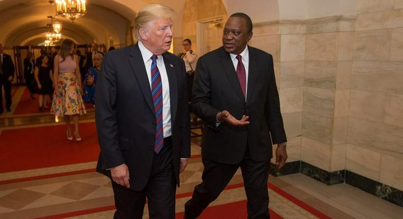 President Uhuru Kenyatta to leave Kenya for Singapore Summit and UN General Assembly meeting in New York
