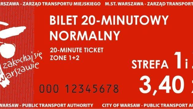 Zmieni Sie Wyglad Biletow Komunikacji Miejskiej Zobacz Nowe Wzory