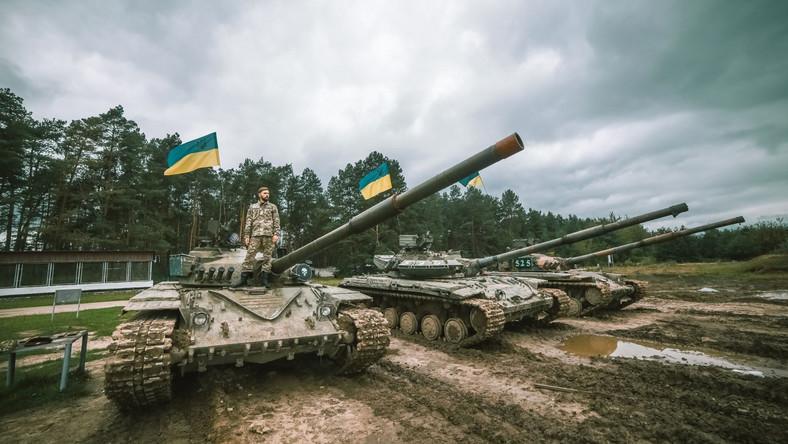 Ukraina, czołgi, wojsko