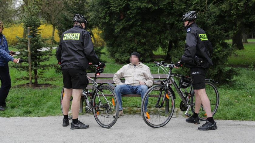 Patrole rowerowe we Wrocławiu