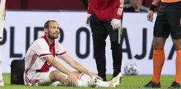 Dramatyczne sceny podczas meczu. Piłkarz zasłabł na boisku