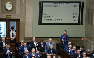 Sejm nie zgodził się rozszerzenie porządku o punkty dot. przetargu na śmigłowce