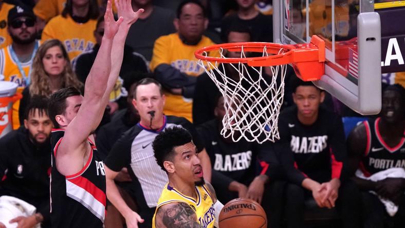Danny Green do niedawna był graczem Lakersów