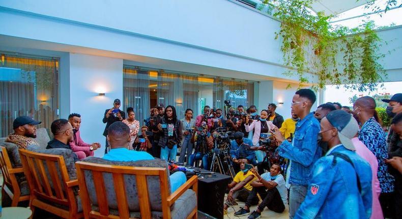 How Alikiba's Album Listening Party went down in Nairobi