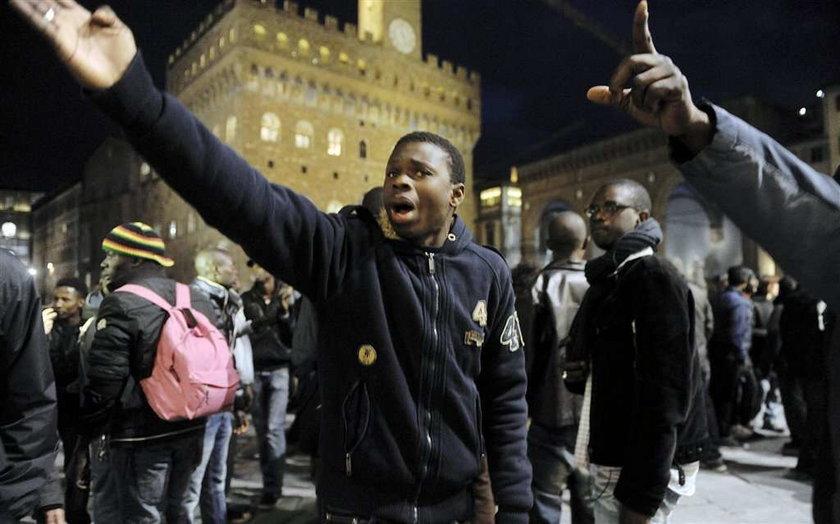 Samobójczy zamach we Florencji