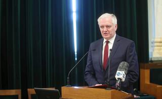 Ordo Iuris i Jarosław Gowin w obronie wolności słowa na uniwersytetach. Za projektem może kryć się wiele niebezpieczeństw