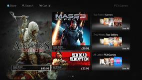 Sony ma problemy z nowym PS Store