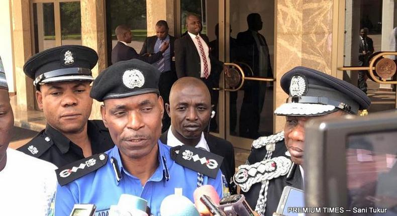 A police source confirms the incident, with claims that it's under investigation. (The image of IGP Mohammed Adamu used for illustrative purpose) [TheCable]