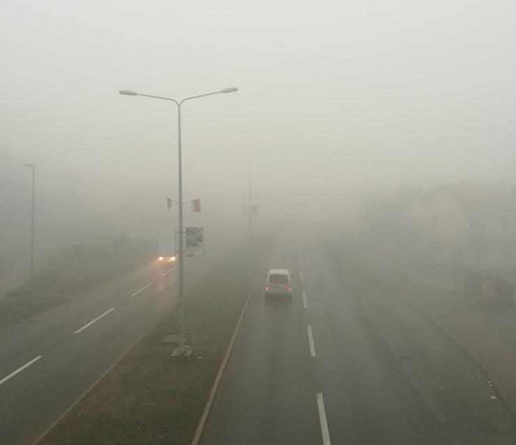 Magla smog 1
