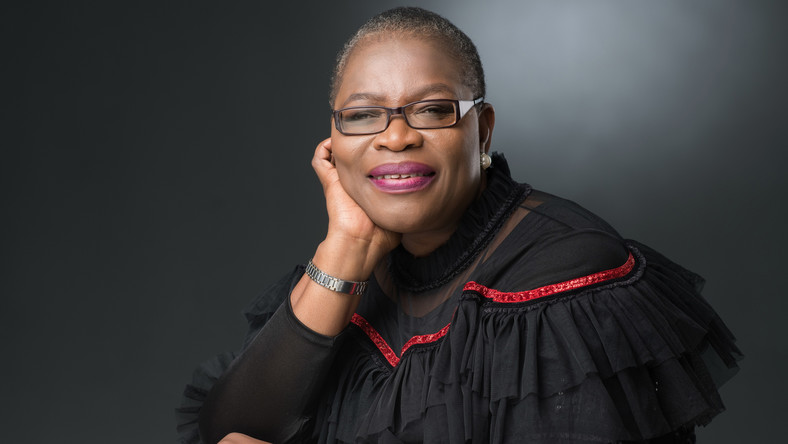 Presidential candidate of the Allied Congress Party of Nigeria (ACPN), Oby Ezekwesili