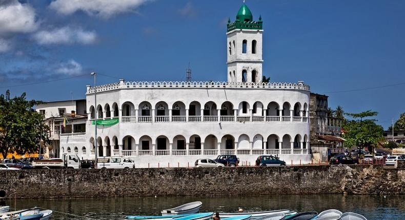 Grand Mosque du Vendredi (Grande Comore).