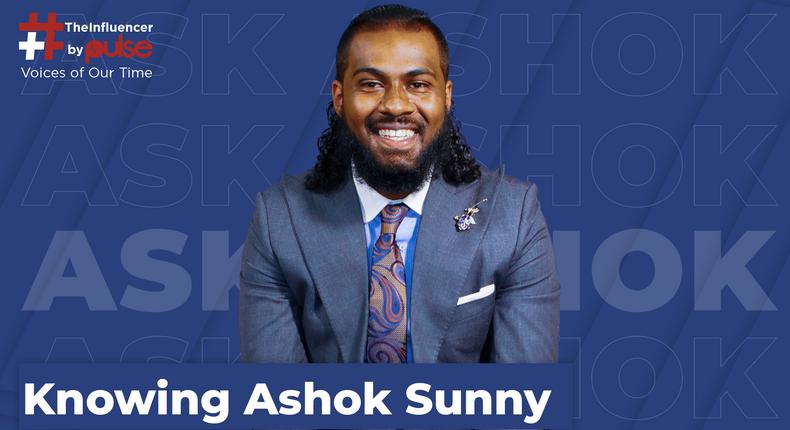 Ashok Sunny #TheInfluencerByPulse #VoicesOfOurTime