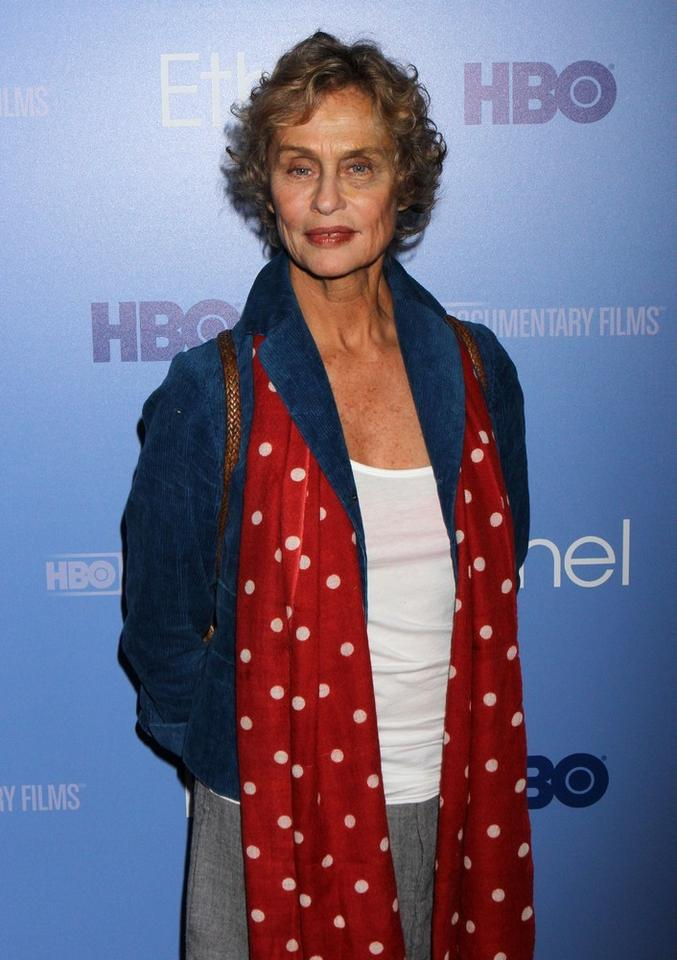 Lauren Hutton - 72 lata