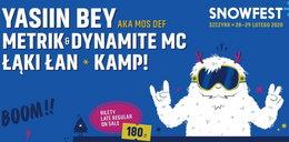 Legenda hip-hopu w Szczyrku!