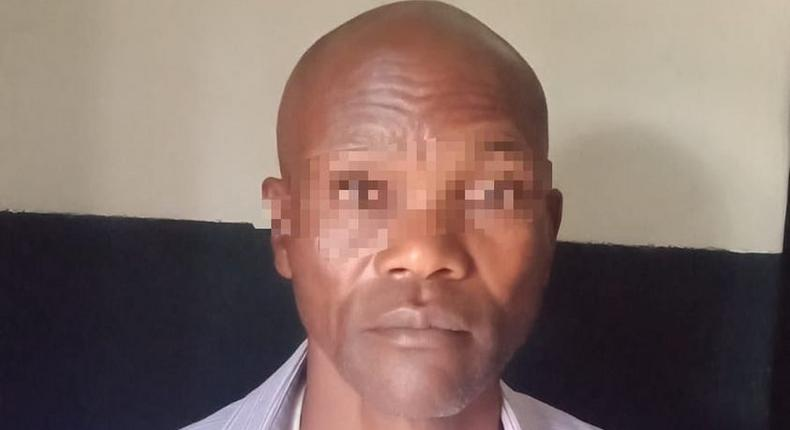Detectives arrestJulius Ogamba Ongera  who defiled 6-year-old daughter in Marani, Kisii County