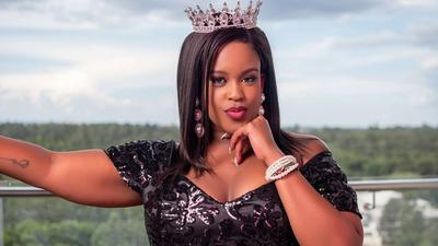 I will dress as I want – Kamene Goro responds to fan who questioned her dress code (Photo)