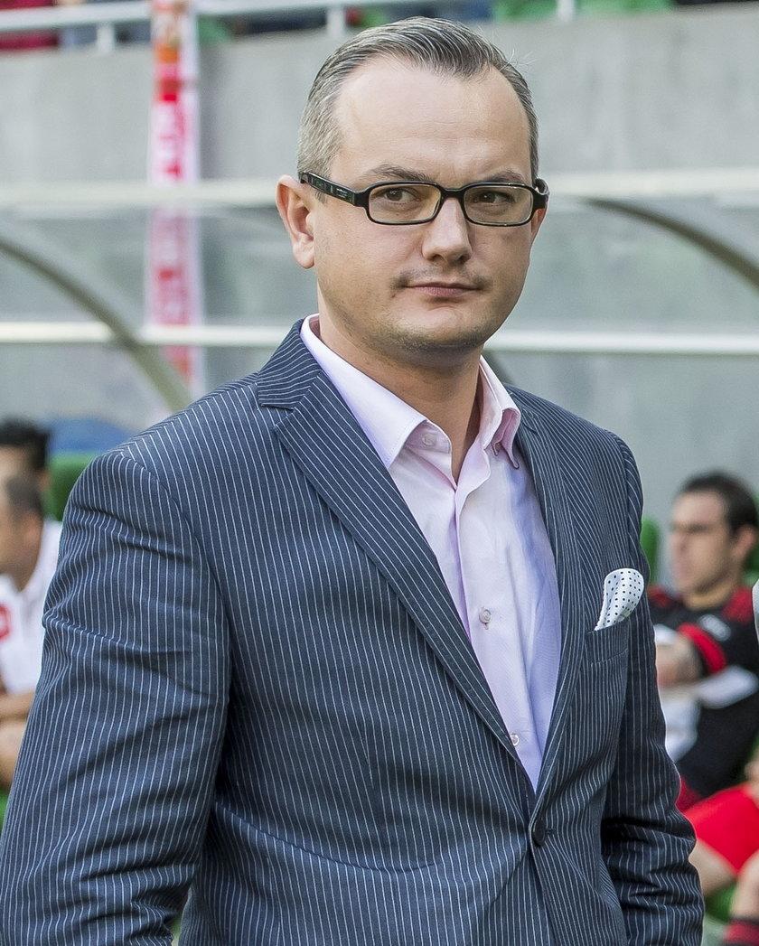 Robert Pietryszyn, prezes Wrocław 2012