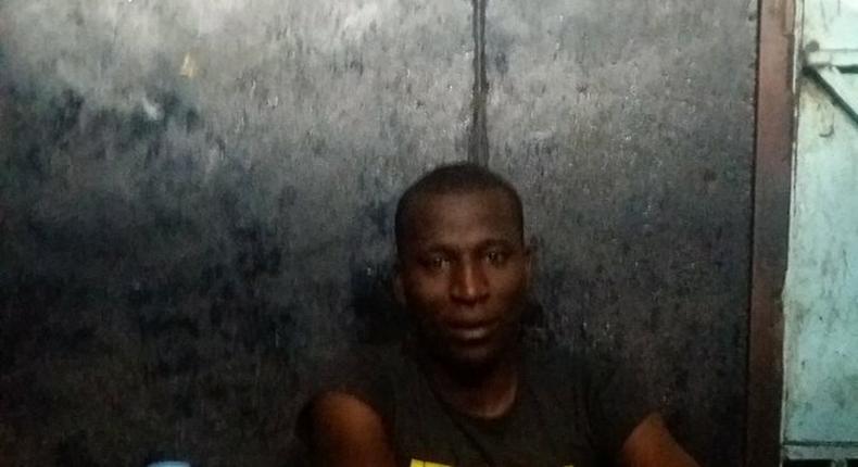 Nyakundi at Central Police