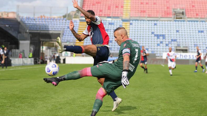 Mecz w Serie A