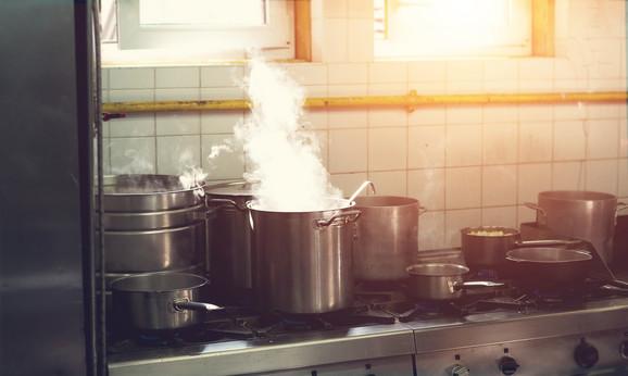 Tatjanin prvi posao u Torontu bio je u kuhinji