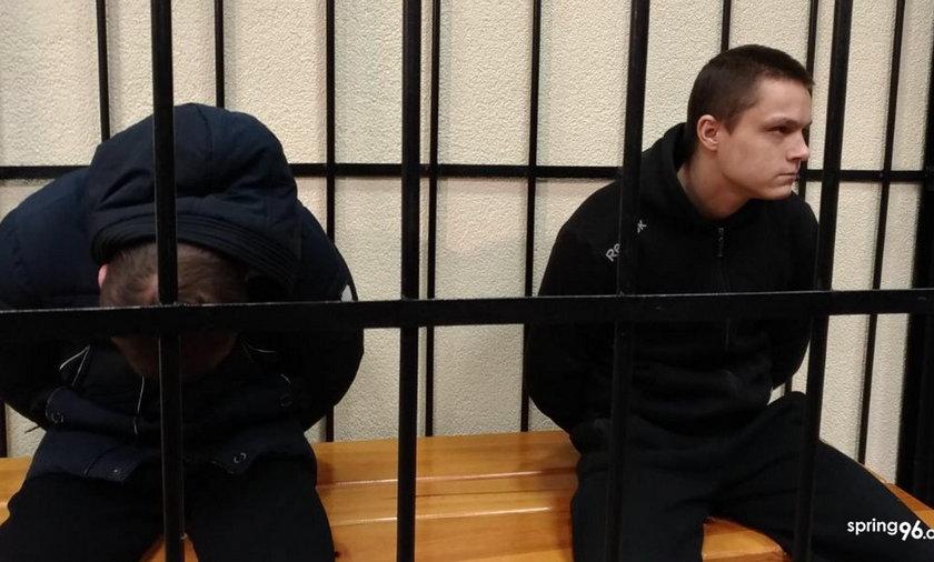 Białoruś. Dwaj bracia z Czerykowa usłyszeli wyroki śmierci