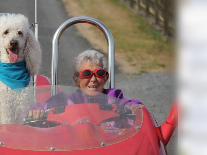 Napunila je 90 godina i saznala da boluje od raka! Nije htela u bolnicu, već je uradila nešto SASVIM DRUGAČIJE