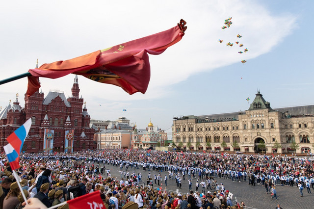 Dan pobede je veoma važan za Rusiju