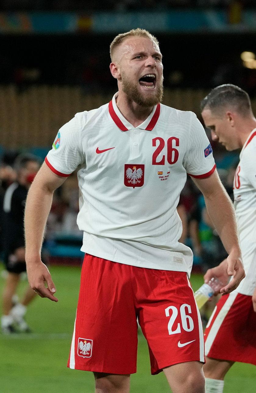 Tymoteusz Puchacz (22 l.) całe dotychczasowe życie spędził w polskiej lidze.