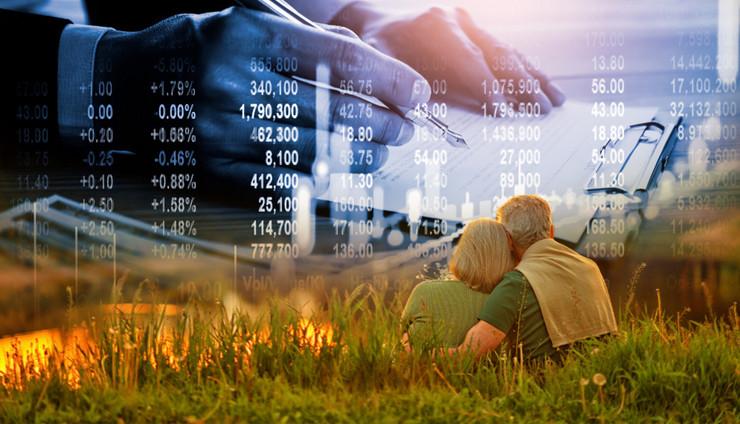 privatne penzije kombo foto Shutterstock