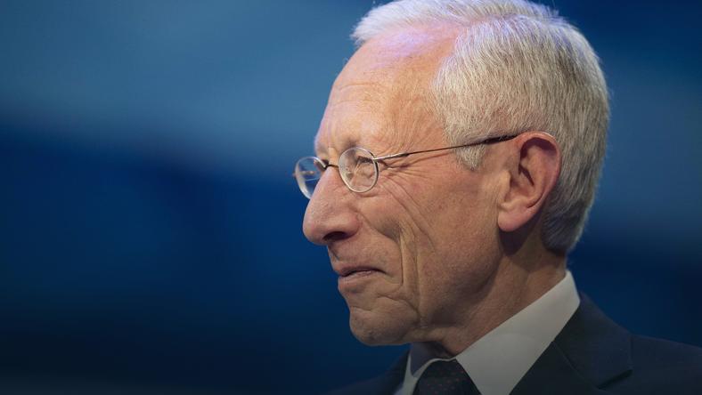 Wiceprezes Fed Stanley Fischer