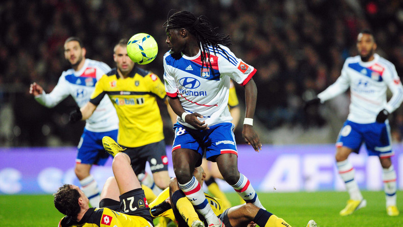 Mecz Lyon - Sochaux