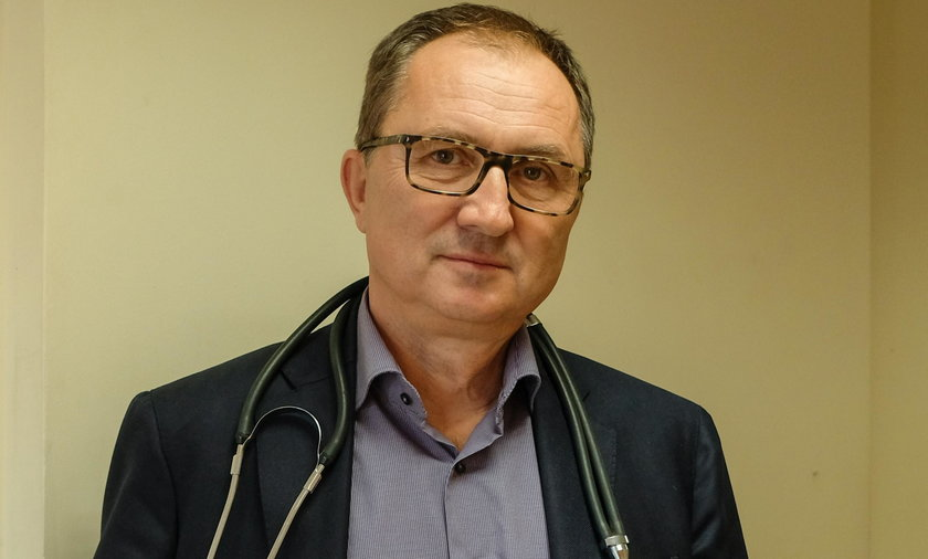 Zastanów się, co ci dolega. Objaw banalny z punktu widzenia pacjenta, może być ważny dla rozpoznania i leczenia – radzi prof. Krzysztof Strojek