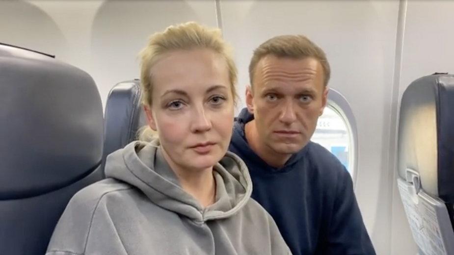 Rosja: Aleksiej Nawalny wrócił do ojczyzny. Lider opozycji aresztowany