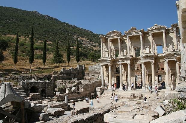 Efez. Najpiękniejsze miejsca Turcji