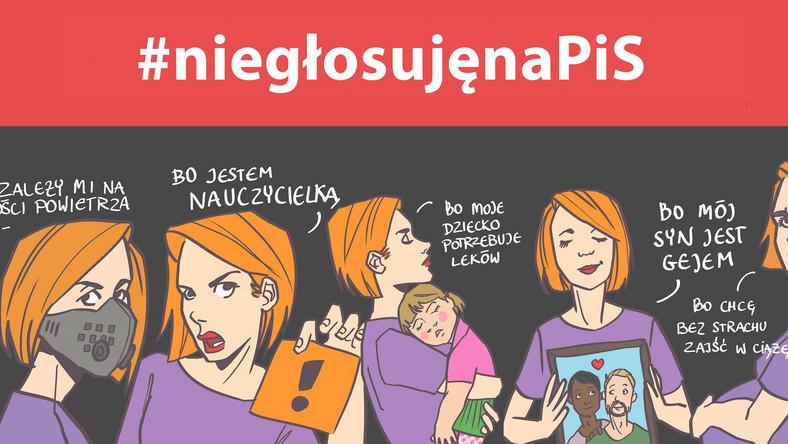 Ogólnopolski Strajk Kobiet Rozpoczął Akcję Przeciwko Pis