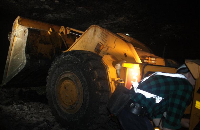 Tragedia w kopalni miedzi KGHM