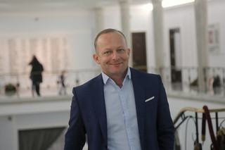 Paweł Olszewski przewodniczącym sejmowej komisji infrastruktury