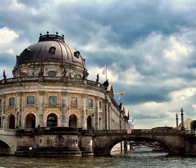 Berlin ima ogroman broj sjajnih muzeja, od antičke do savremene umetnosti