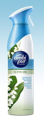 Ambi Pur Freshelle LILI OF  THE VALLEY