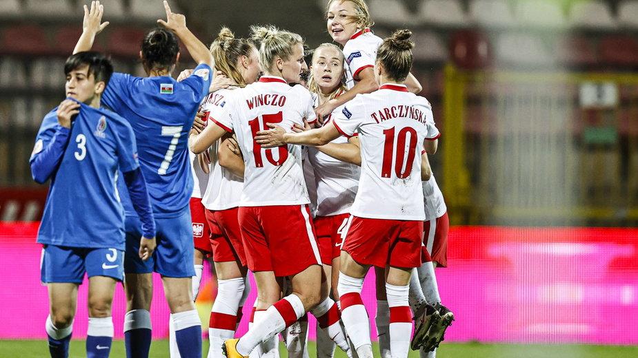 Reprezentacja Polski kobiet